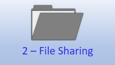 Video2 File Sharing