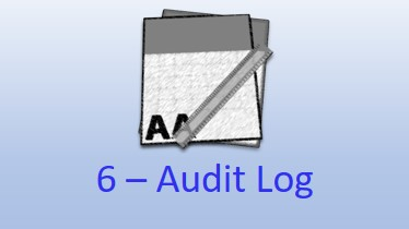 Video6 Audit Log